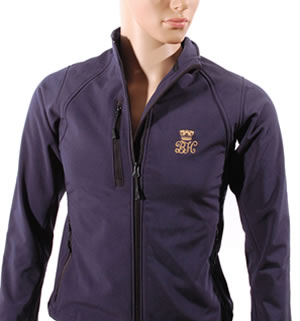 Ladies soft shell jackets